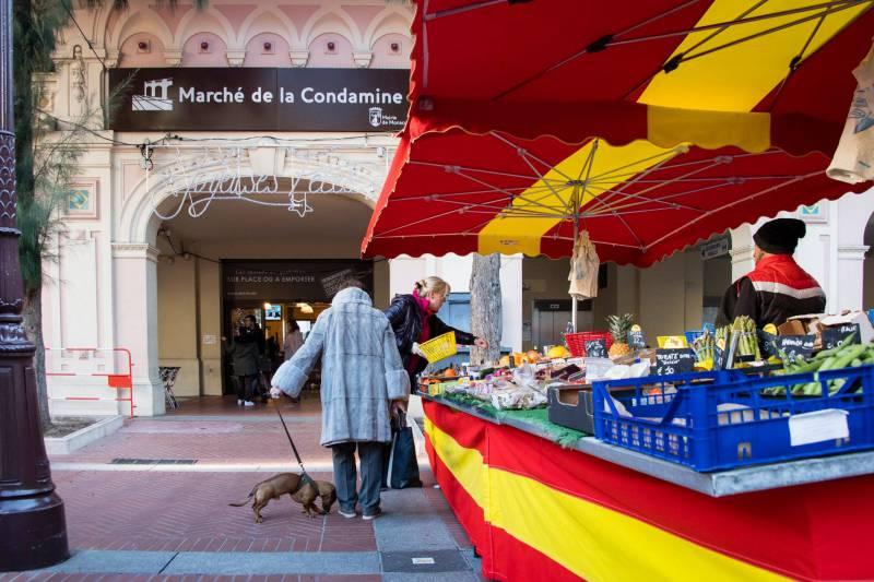 Marché de la Condamine's New Look