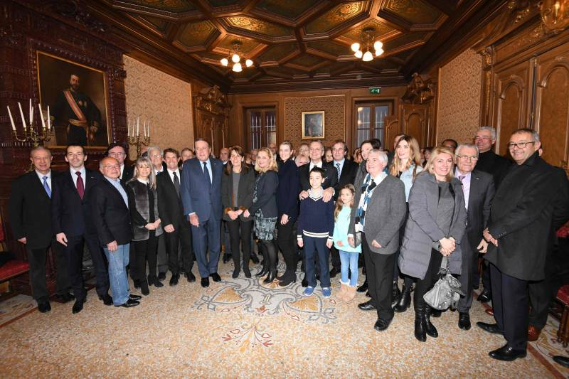 Photo of Monaco Municipality celebrates a new generation of Monegasque