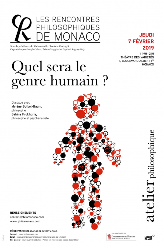 "Lecture: ""What will the human genus be?"""