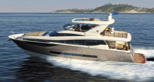 New $3.4 million Prestige 750 yacht for Conor McGregor