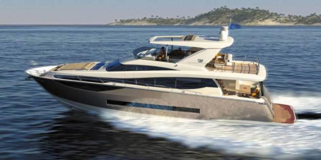 New $3.4 million Prestige 750 yacht for Conor McGregor