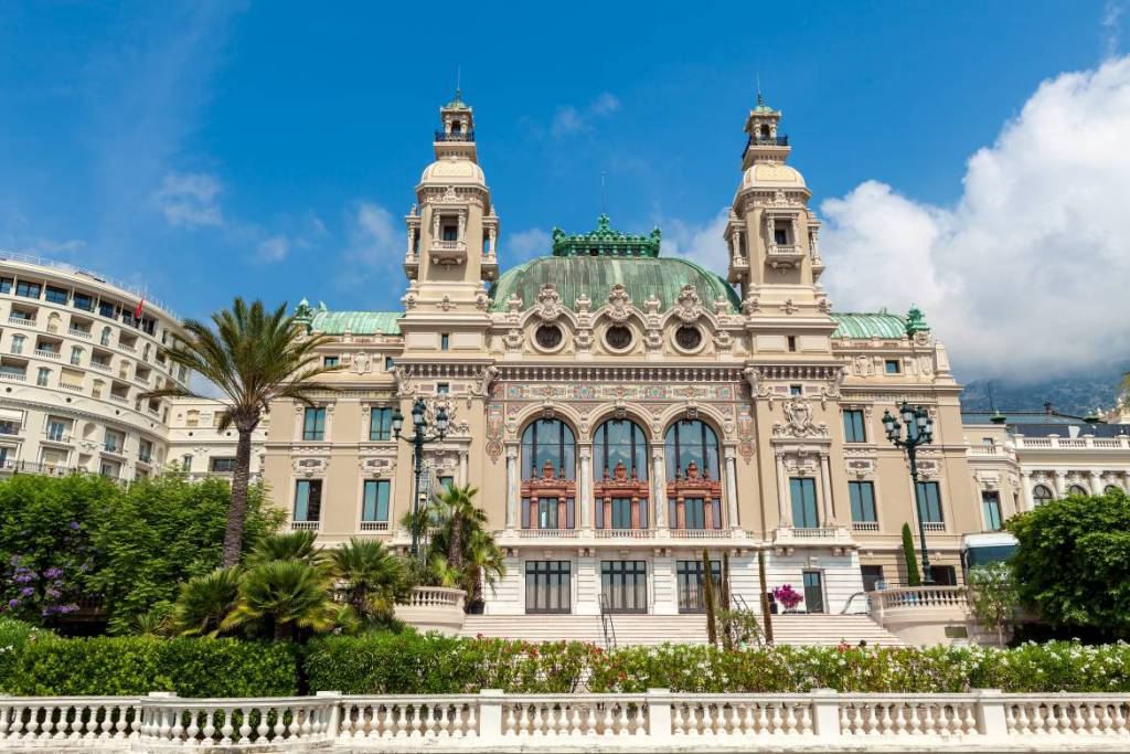 The Opéra de Monte-Carlo