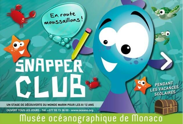 «Морская» стажировка в Клубе Snapper