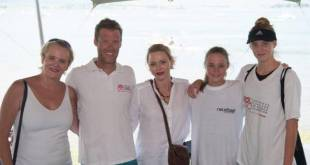 Дела княжеские: княгиня Монако с визитом в ЮАР