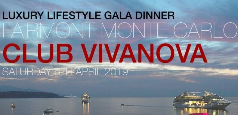 5-й гала-ужин Luxury Lifestyle от клуба Vivanova