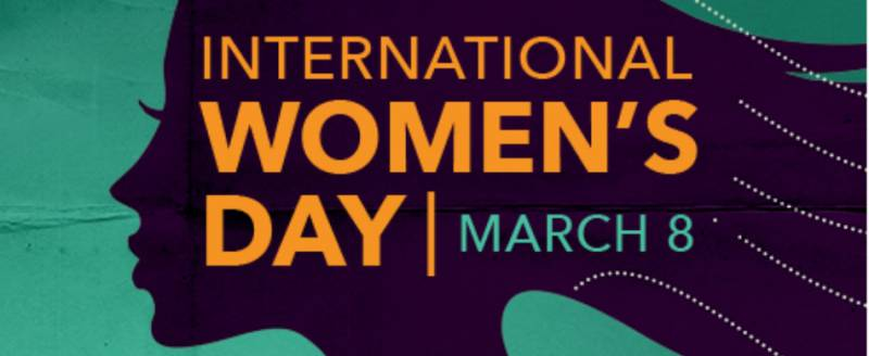 March 8: United for International Women's Day