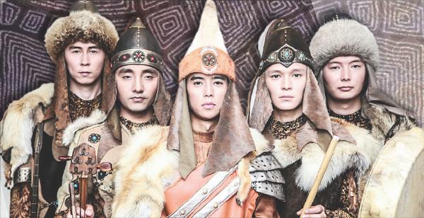 Evening of Kazakh music