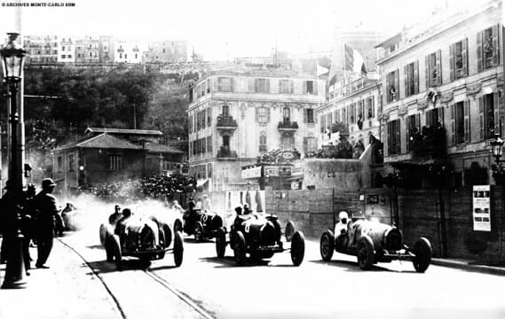 Photo of Documentary honouring the first 1929 Grand Prix Races and other Monaco news
