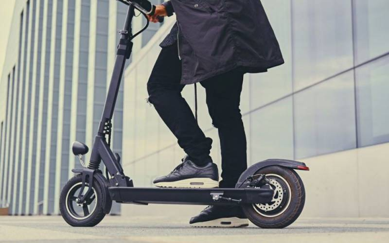 Electric Scooters Banned in the Principality?