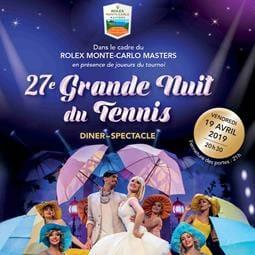 27th Grand Tennis Night