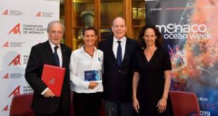 Monaco Ocean Week 2019 raises voice for cetaceans and a plastic-free planet