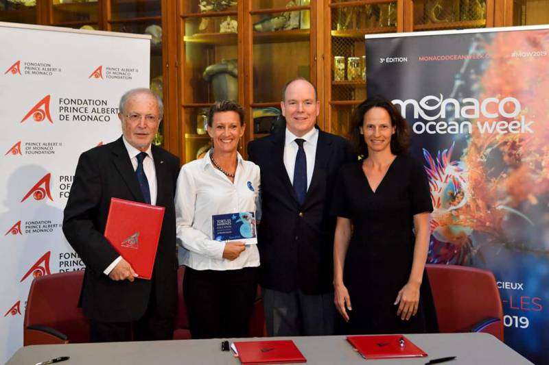 Photo of Prince Albert is a Champion for Marine Protected Areas at Monaco Blue and other princely news