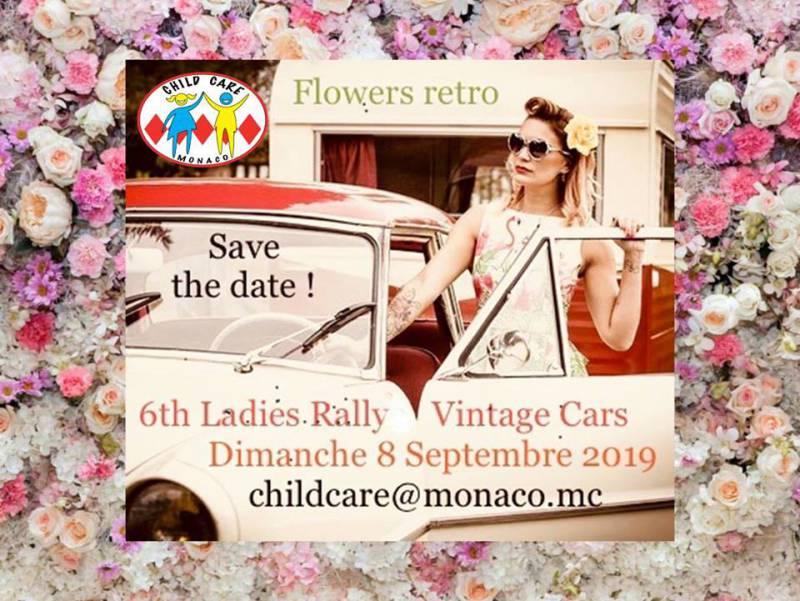 6th Ladies Rally Vintage Car