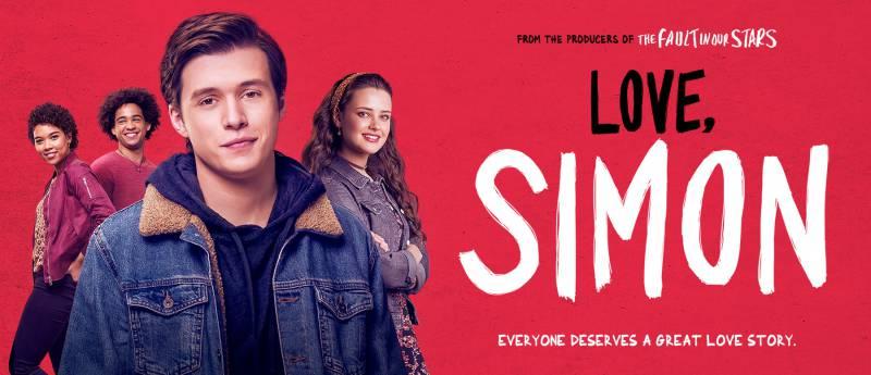 "Cine Club: screening of the film ""Love, Simon"""