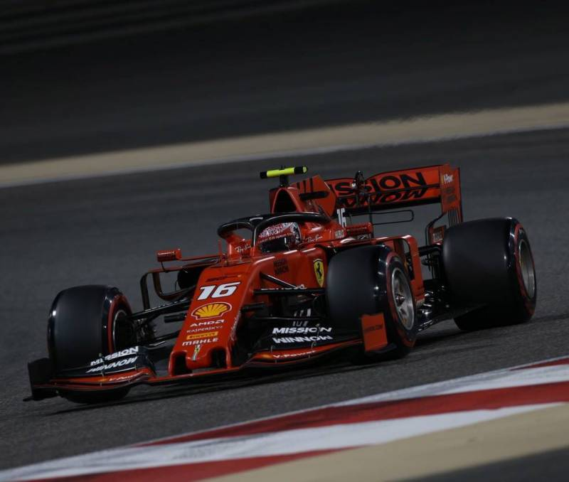 Photo of Monaco's Charles LeClerc Scores a Podium Finish in the Canadian Grand Prix as Vettel Explodes