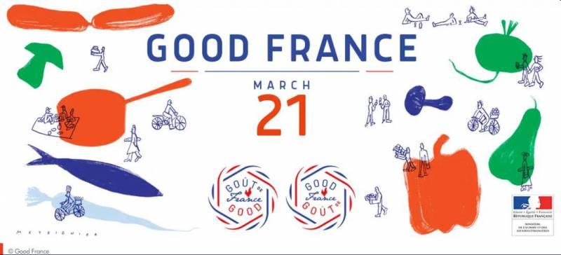 5th edition of Goût de France / Good France