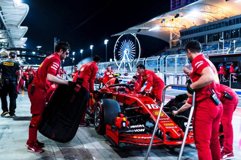 Photo of Formula 1 Grand Prix – Charles LeClerc Eclipses Vettel For Pole Position in Bahrain