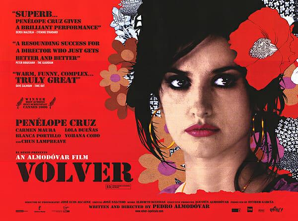"""film """"Volver"""" by P. Almodovar"""