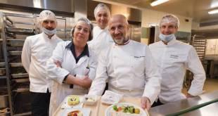Culinary event at Princess Grace Hospital