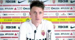Interview: Aleksandr Golovin, halfback for the Monaco football club