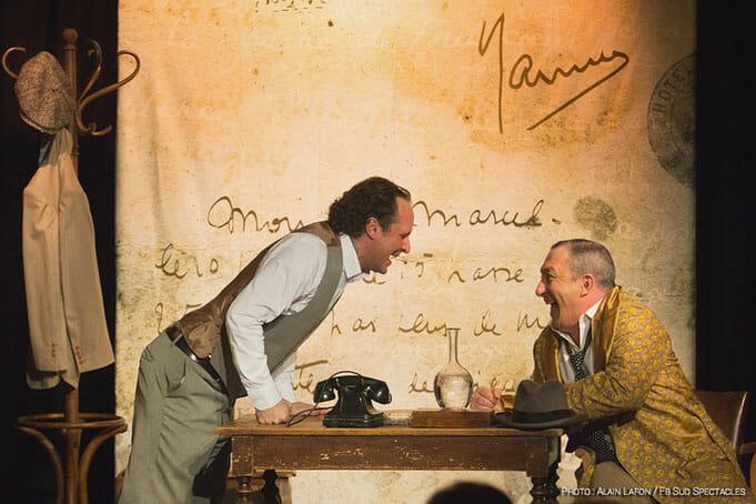 "Comedy ""Jules et Marcel"""