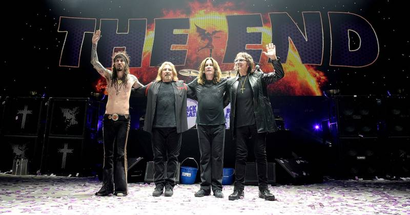 Black Sabbath, Birmingham 2017