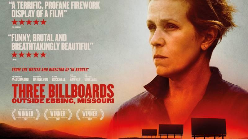 "Cine Club: screening of the film ""Three Billboards Outside Ebbing, Missouri"""
