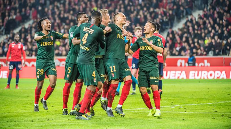 Photo of AS Monaco snatched a big win in Lille 0-1