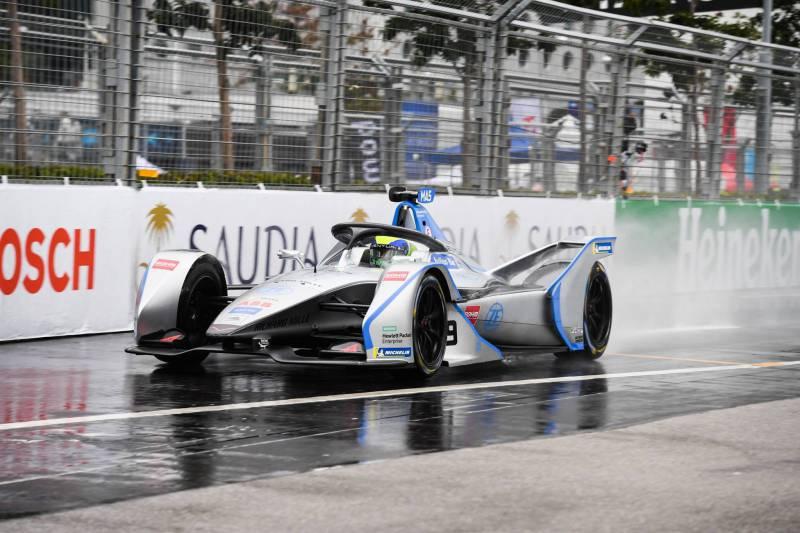 First Triumph in Formula E for Monaco in Hong Kong