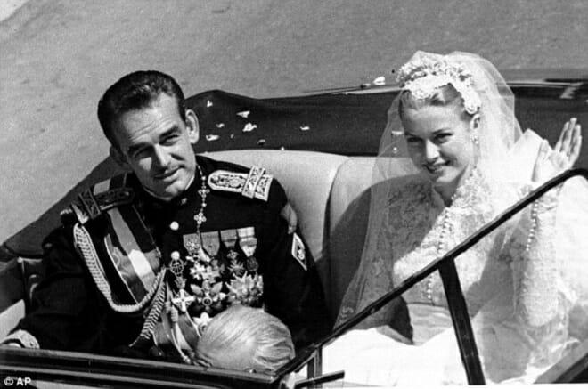 Wedding of Prince Rainier III and Grace Kelly