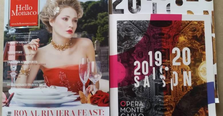 Opéra de Monte-Carlo: Season 2019-2020