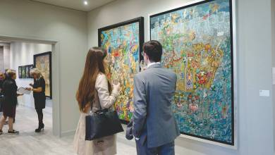 Photo of Monaco Art Week 2019: an exclusive Urban Art-Tour revealed the intriguing side of the Artistic Creativity