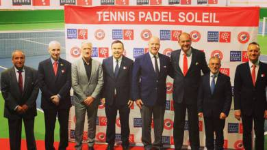 Photo of Prince Albert Inaugurates Pro Tennis Courts in Beausoleil and other princely news