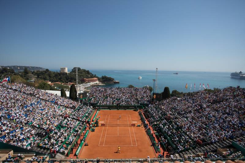 Photo of Rolex Monte Carlo Masters and stylish tennis courts make the Riviera a dream destination