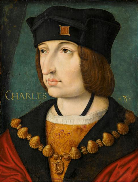Charles VIII, King of France