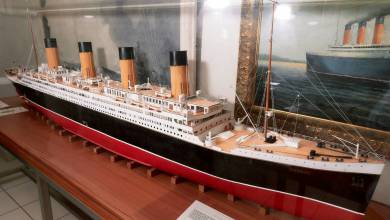 Photo of Titanic and Pirates of the Caribbean Await at Monaco's Naval Museum