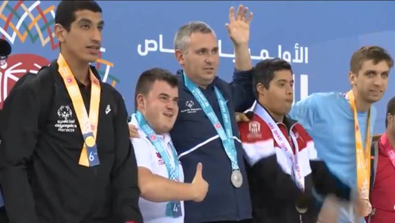 A Haul of Medals for Monaco at the 2019 Special Olympics World Games