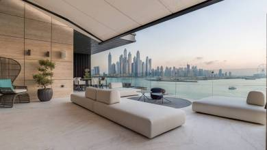 Photo of Palme Couture residences: where Monaco luxury arrives in style in Dubai