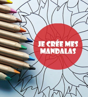 A workshop on drawing Mandalas