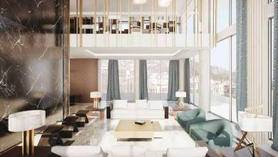 Photo of Inside Luxury Residence 26 Carré Or