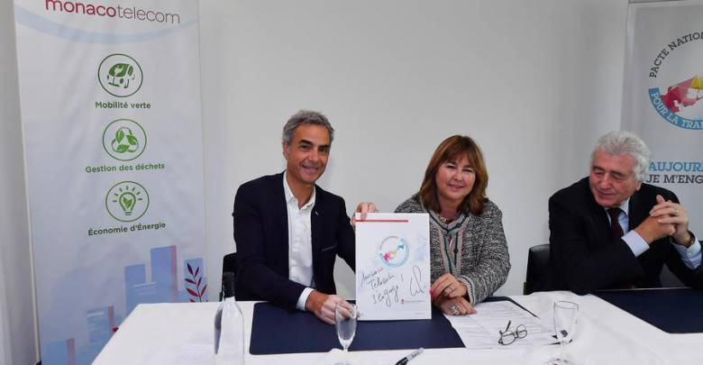 Monaco Telecom Charters a Path in Support of the Principality's Energy Transition