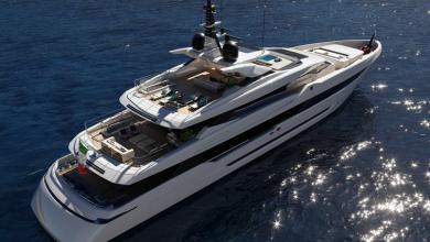 Photo of Mondomarine reveals new Classic line inspired by Ferrari and Lamborghini and other yacht news