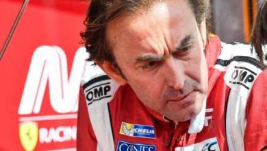 Photo of Olivier Beretta — Monaco's Pride in Endurance Racing