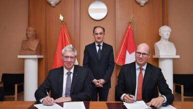 Photo of FINMA (Switzerland) and SICCFIN (Monaco) sign reciprocal memorandum of understanding on banking supervision