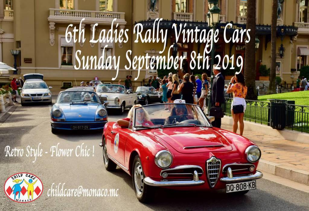 6th Ladies Rally Vintage Cars