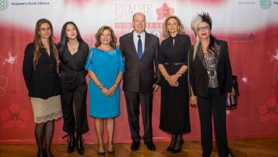 Photo of Prince Albert attends Monte-Carlo Women of the Year Awards and other princely news
