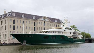 Photo of Sea Owl: Robert Mercer's iconic green-hulled yacht and other yacht news
