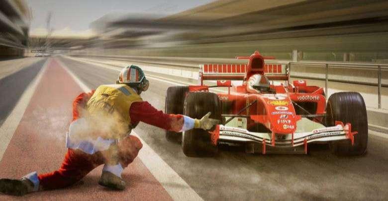 F1 Monaco residents