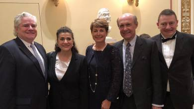 Photo of Embassy of Monaco in Austria Reception on the Occasion of a Concert by Cecilia Bartoli and Les Musiciens du Prince