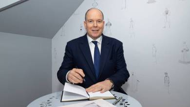 Photo of Prince Albert's Busy Schedule Continues Uninterrupted